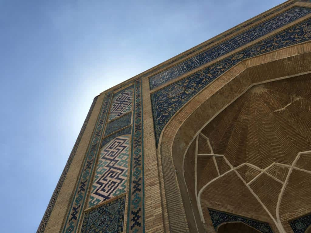 Khast-Iman best places to visit in Uzbekistan