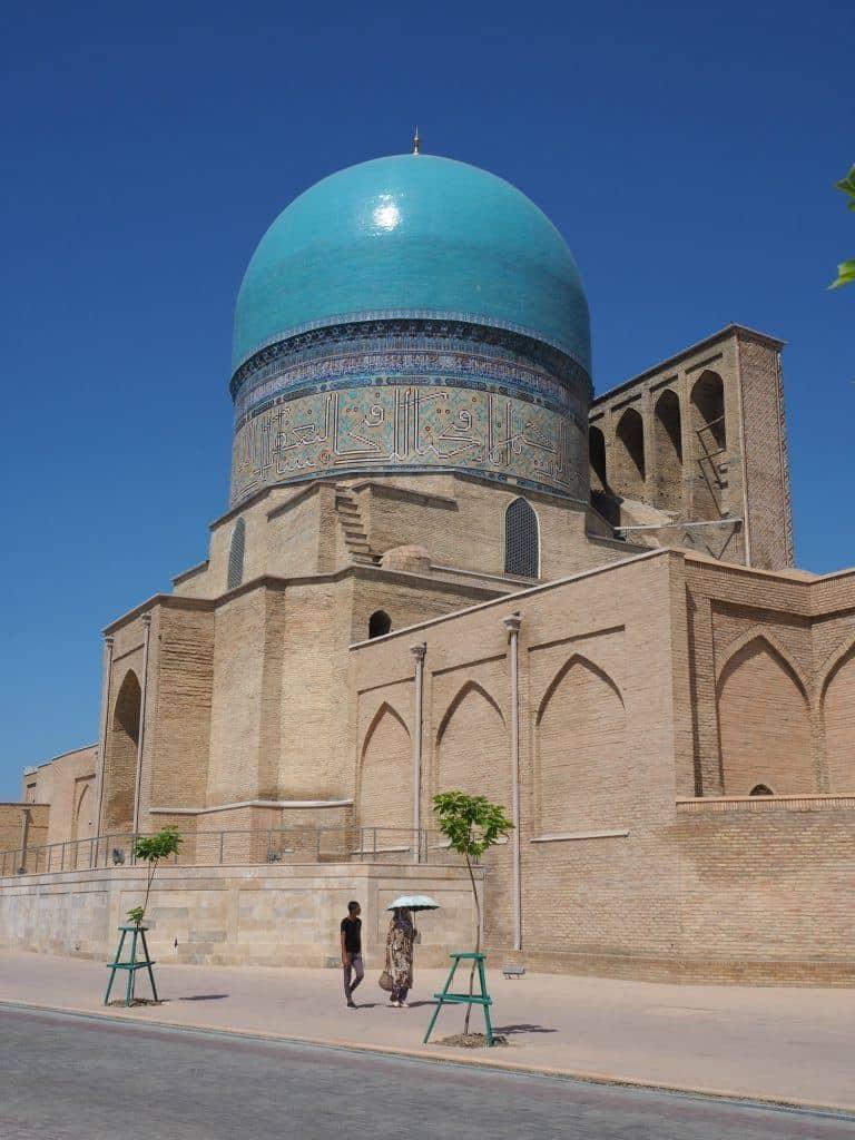 Khazrati-Imam-Complex-Shahrisabz