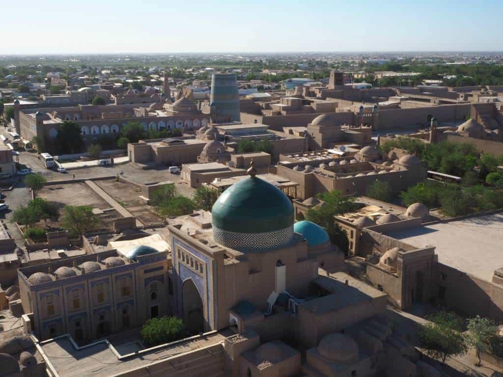 Islam-Khodja-Minaret-Khiva
