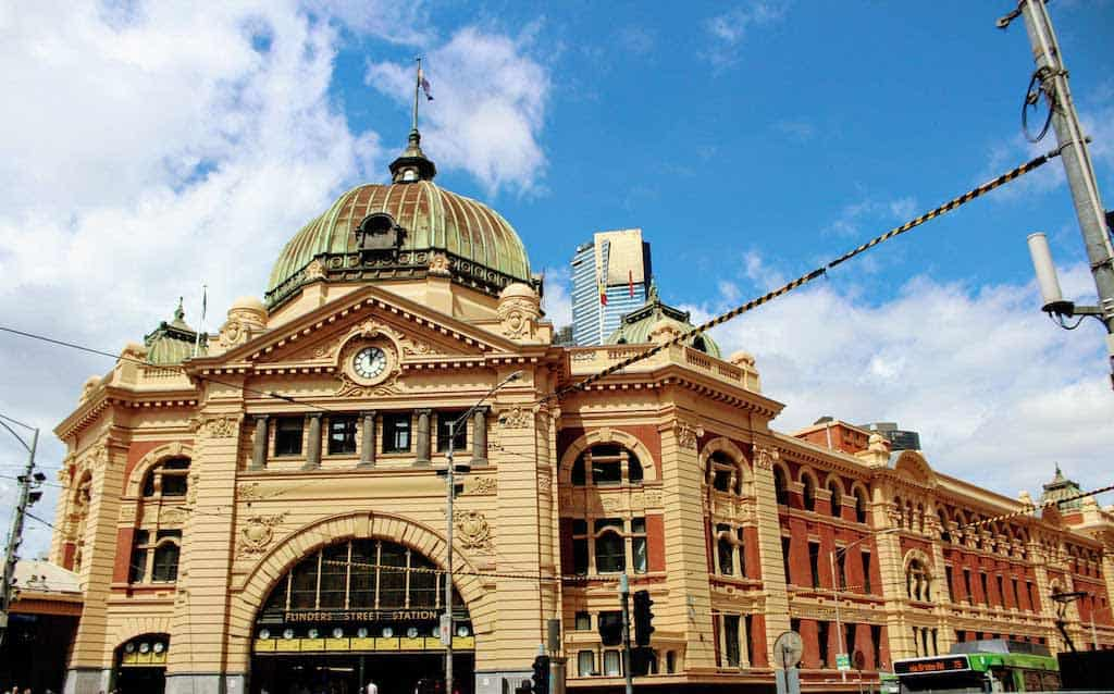 Melbourne Station Places To Visit In Australia