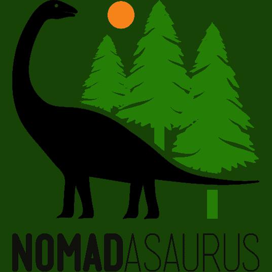 Nomadasaurus Logo
