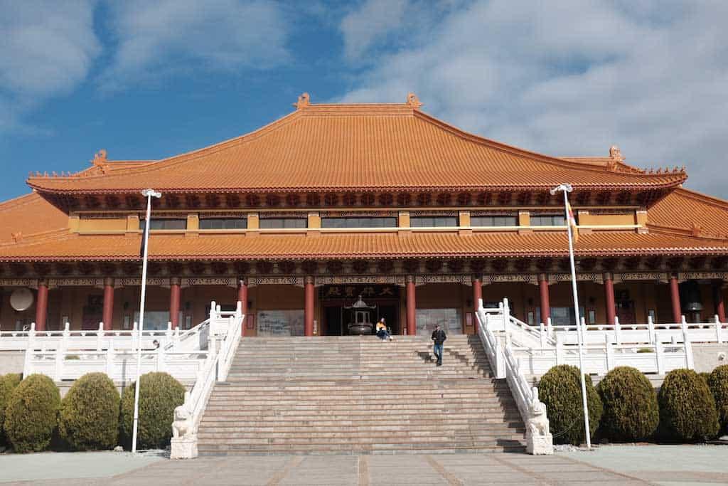 Buddhist Temple Wollongong