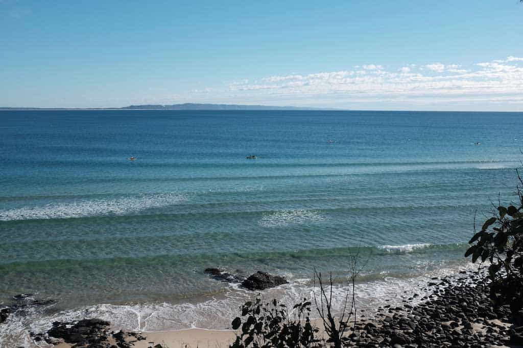 Noosa's Clear Water And Soft Little Waves Are Perfect For Learning How To Surf.