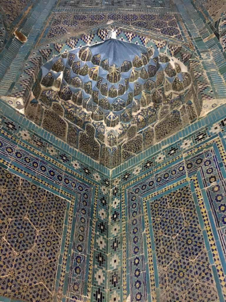 Shah-I-Zinda-Samarkand