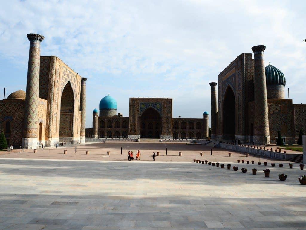 Samarkand Registan