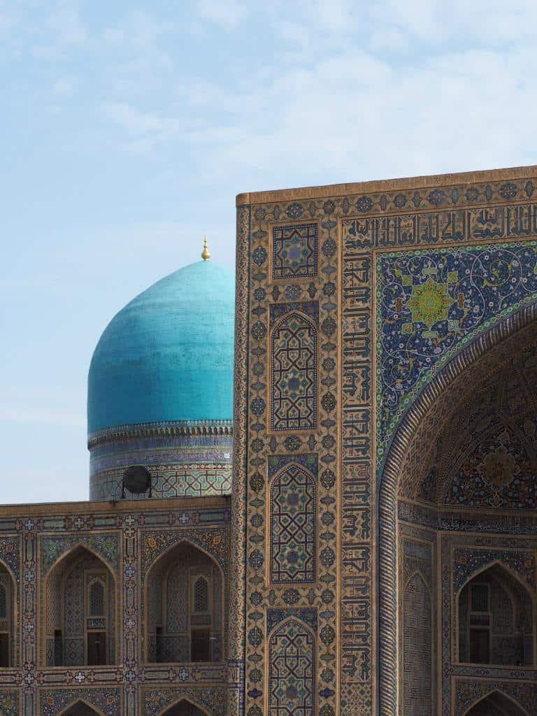 Registan-Samarkand