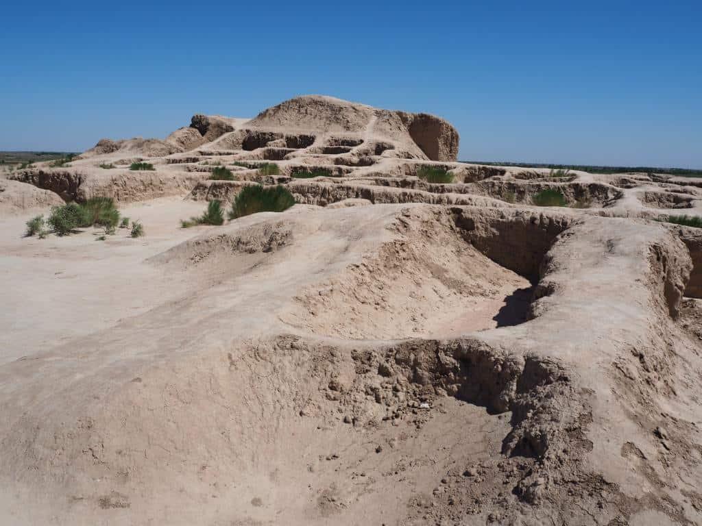 Toprak Kala Khiva