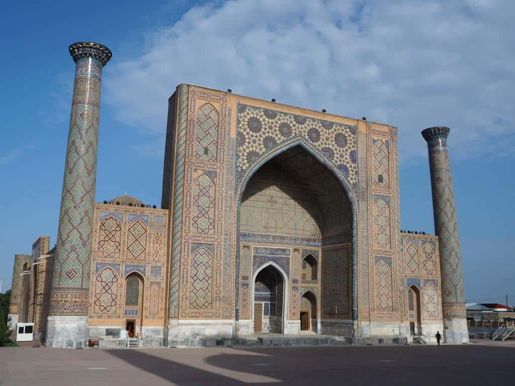 Registan-Uzbekistan
