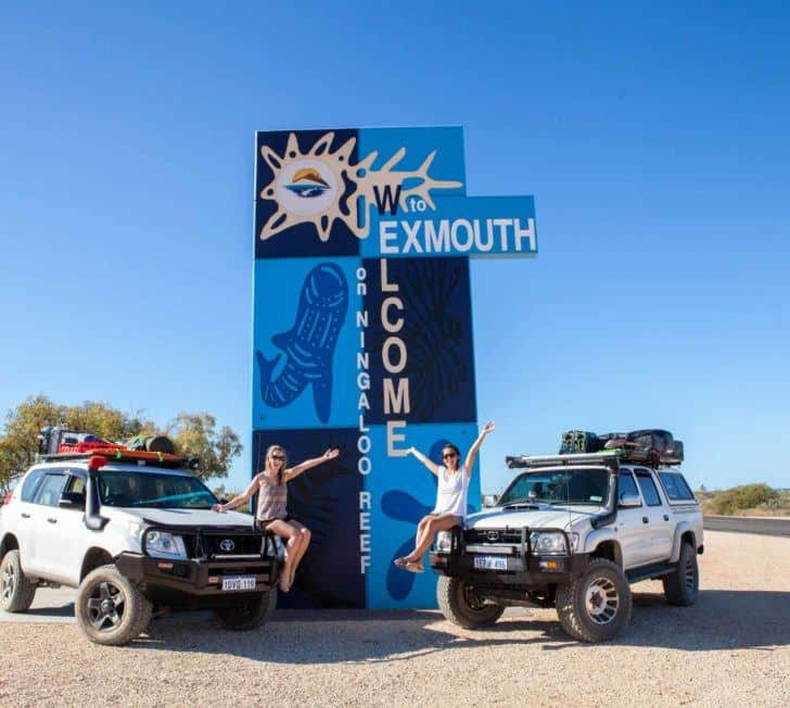 The EPIC Perth to Exmouth Road Trip Itinerary (2020 Edition)