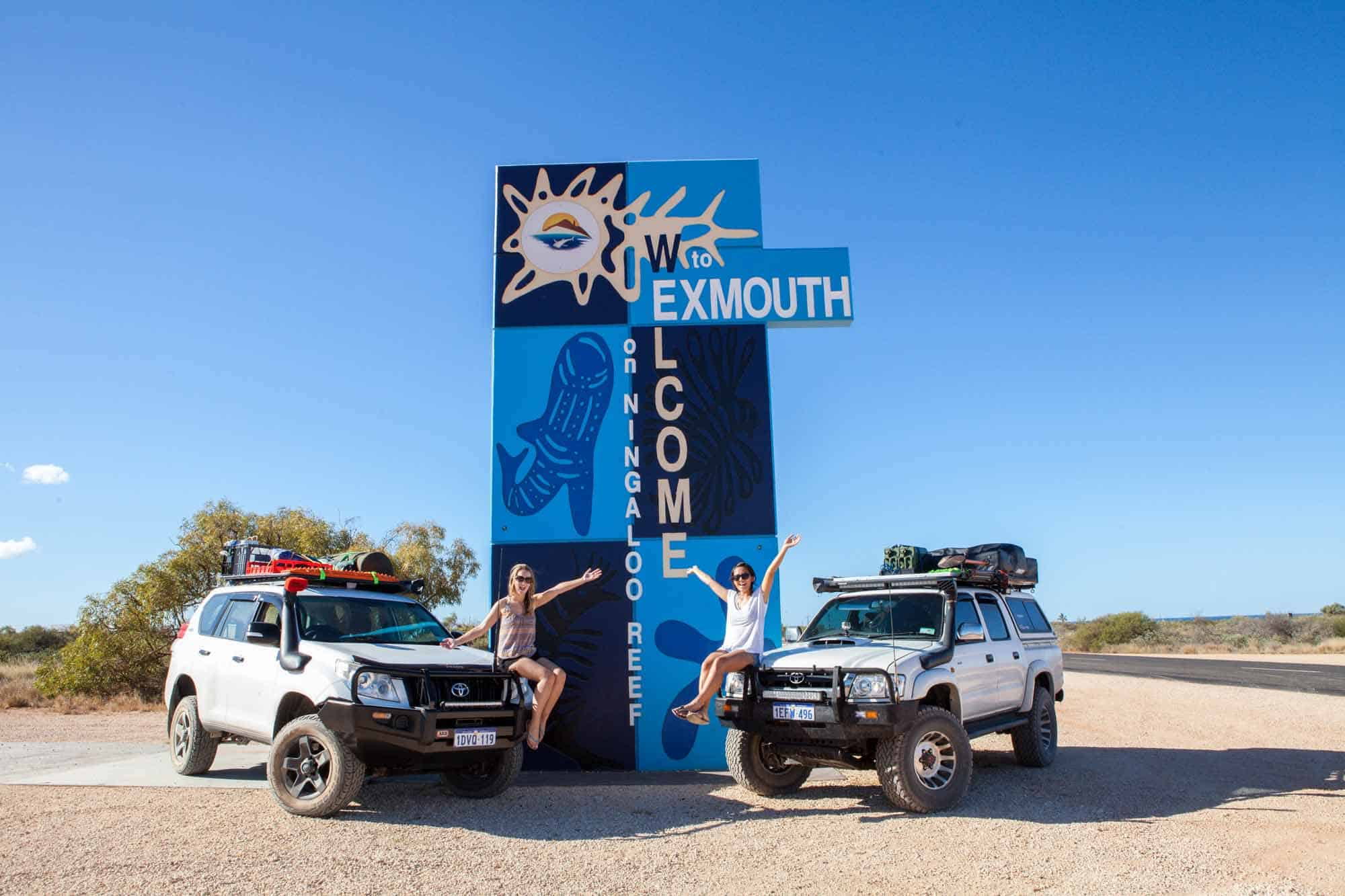 Perth To Exmouth Drive Itinerary