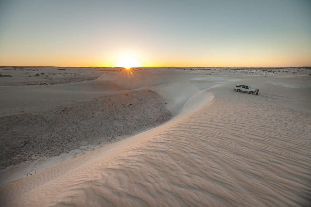 Sandunes In Lancelin