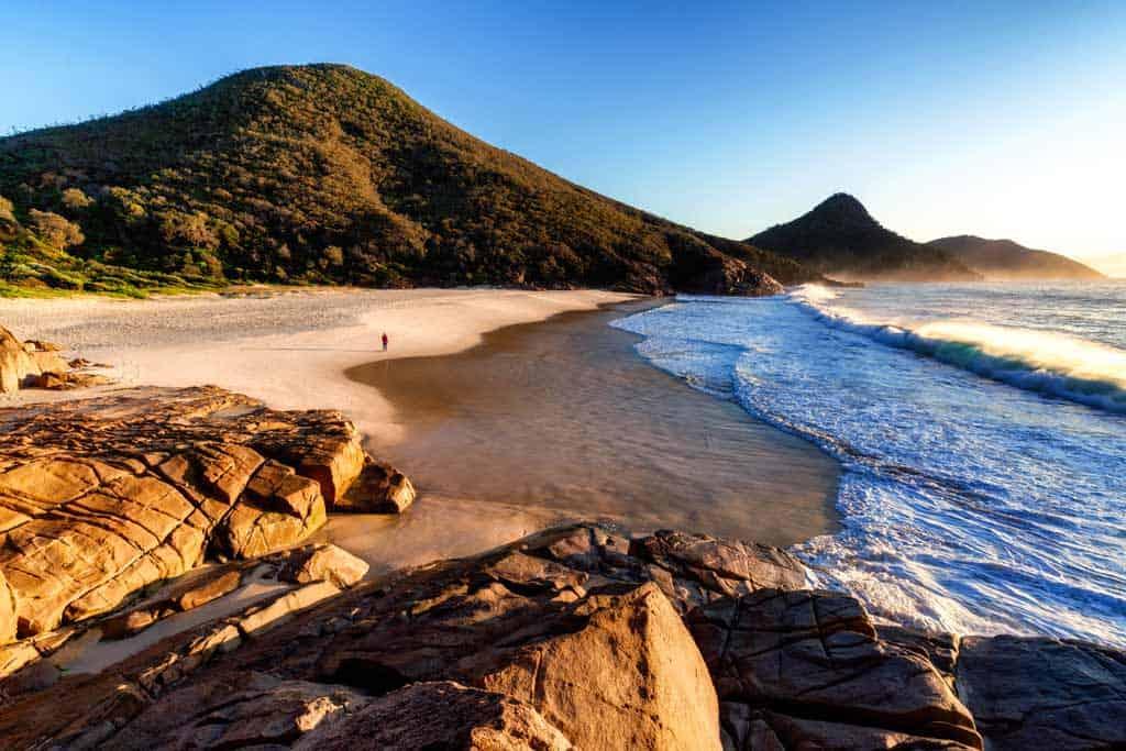 Wreck Beach Port Stephens