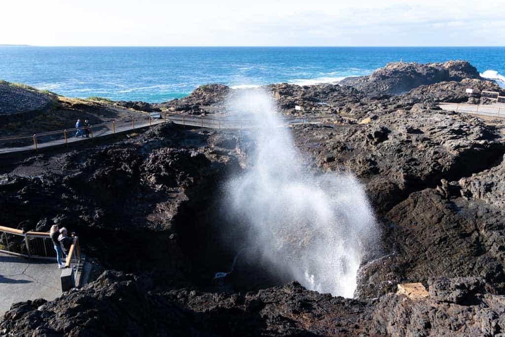 Big Blowhole Kiama