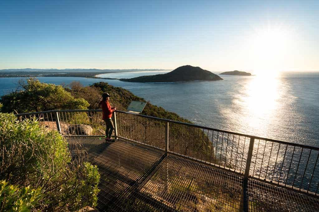 Mount Tomaree Sunrise