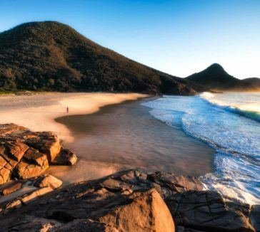 Port Stephens Itinerary