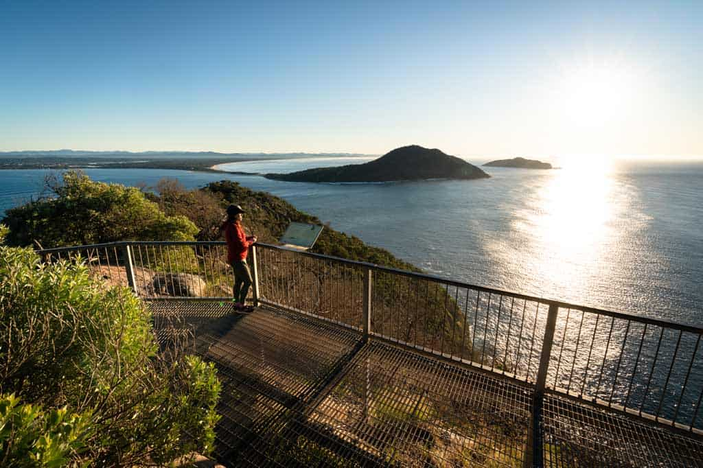 Tomaree Summit Things To Do In Port Stephens