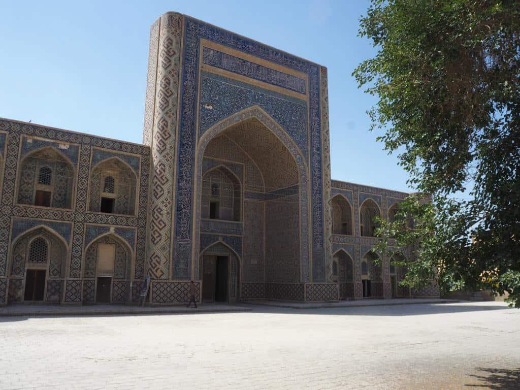Abdulloxon-Madrasa-Bukhara