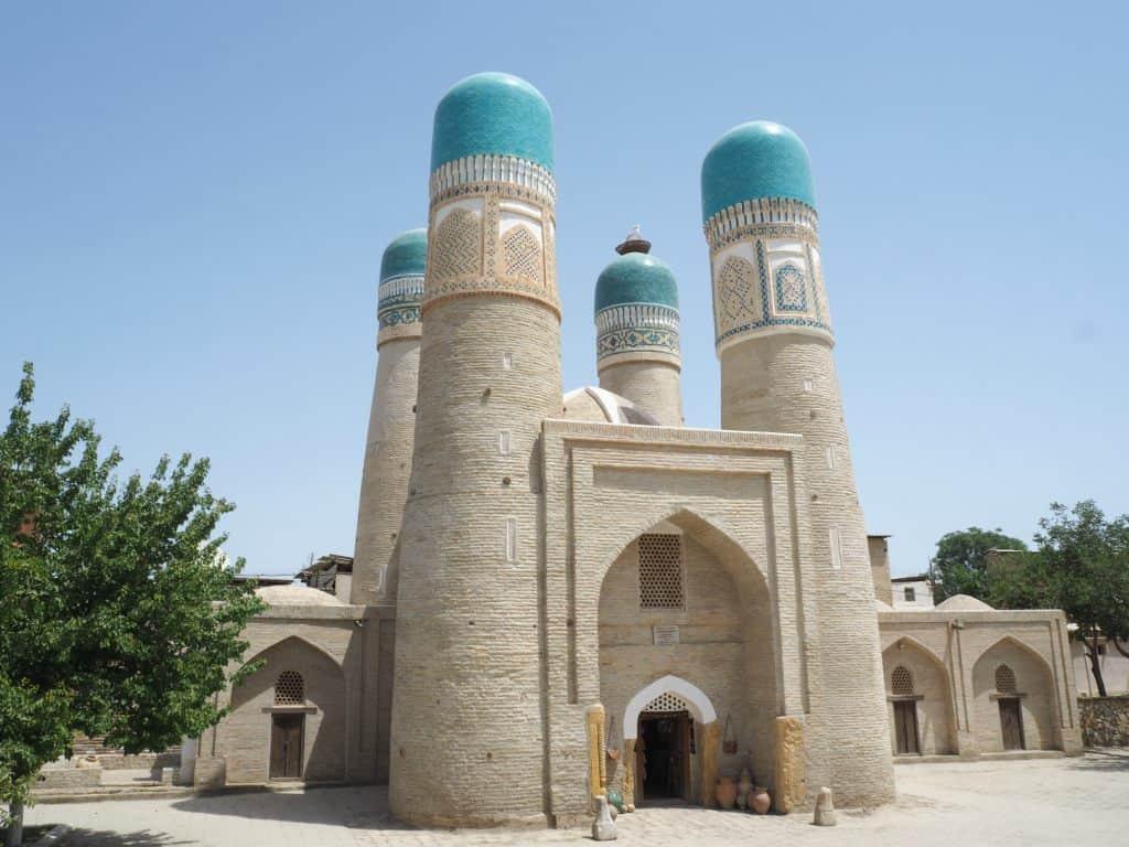 Chor-Minor-Bukhara