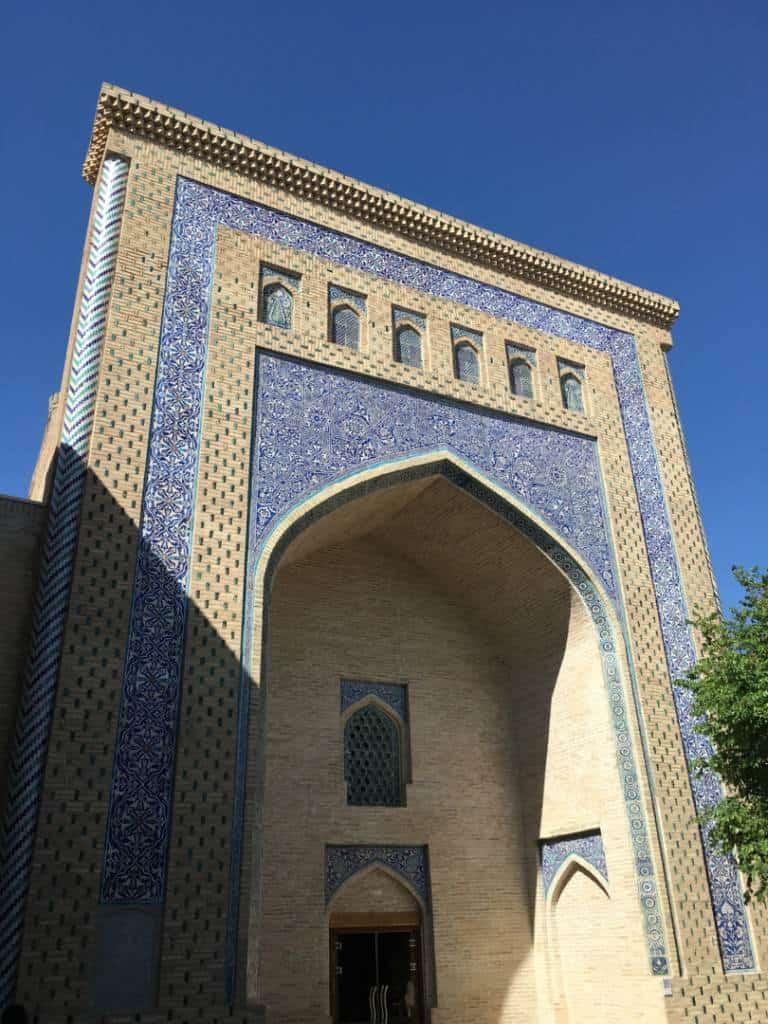 Pakhlavan-Mahmoud-Mausoleum