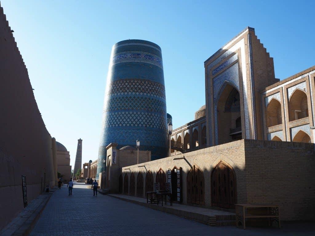 Kalta Minaret Things To Do In Khiva