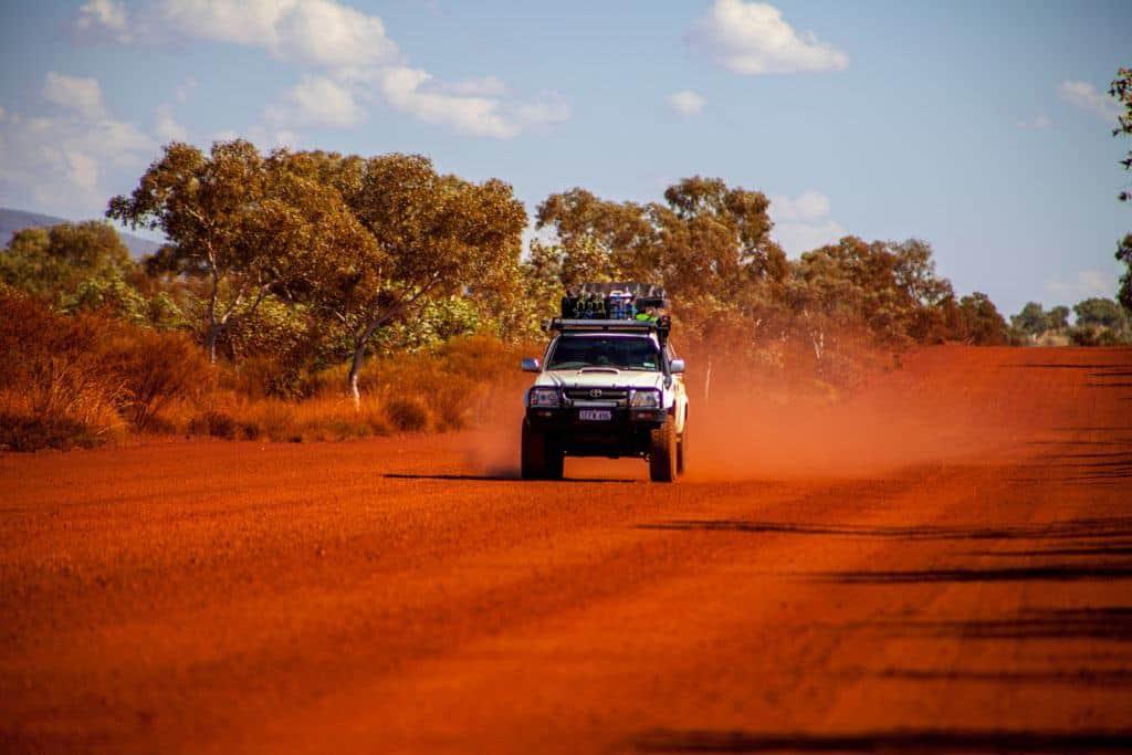 Karijini Roads Western Australia