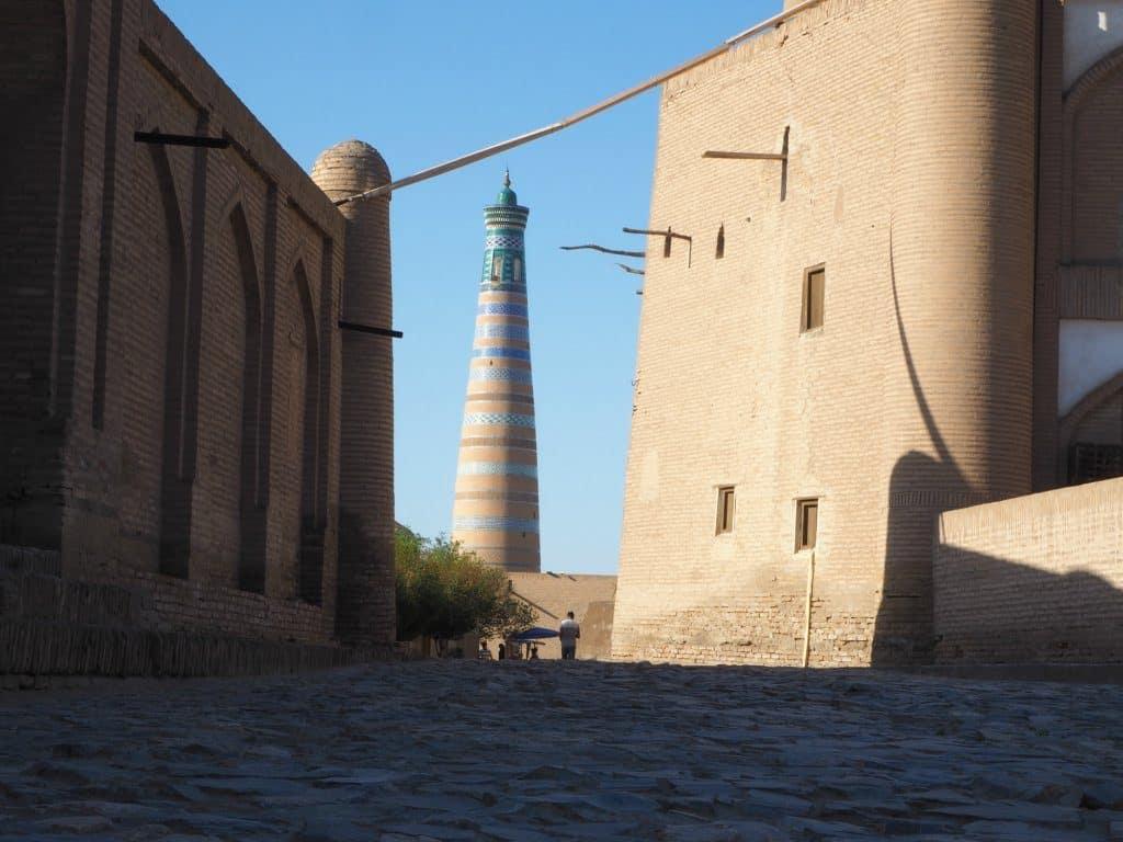 Khiva-Morning