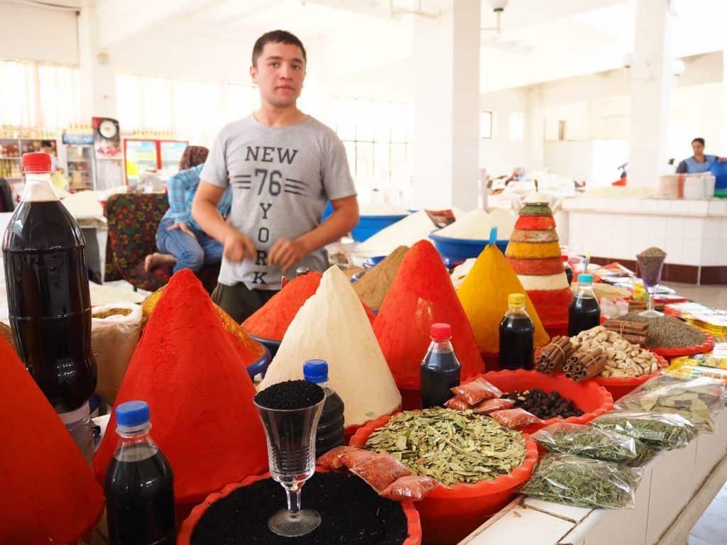Spices-Bukhara