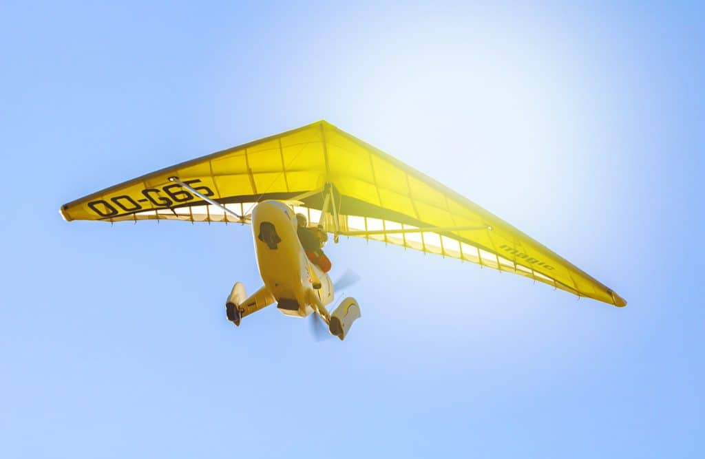Microlight Over Exmouth Is A Must-Do