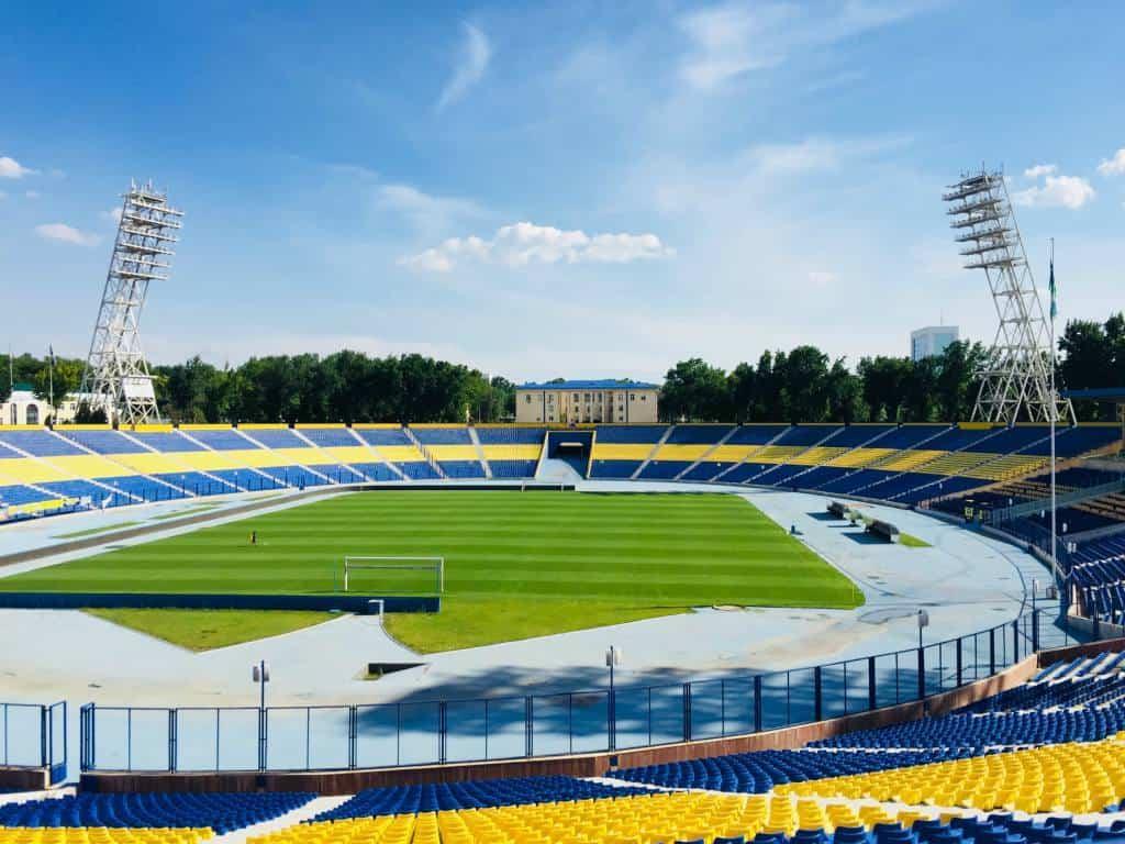 Pakhtakor Stadium Tashkent