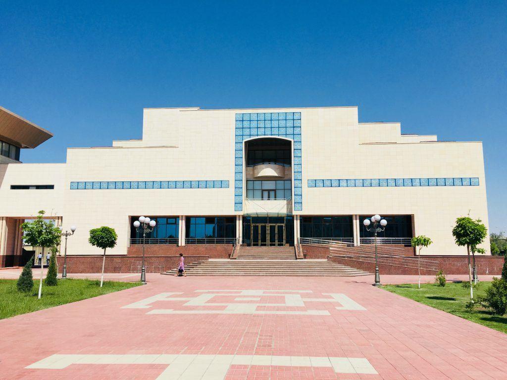 Savitsky Museum In Nukus