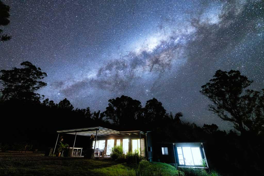 Spirit Of The Rainforest Milky Way