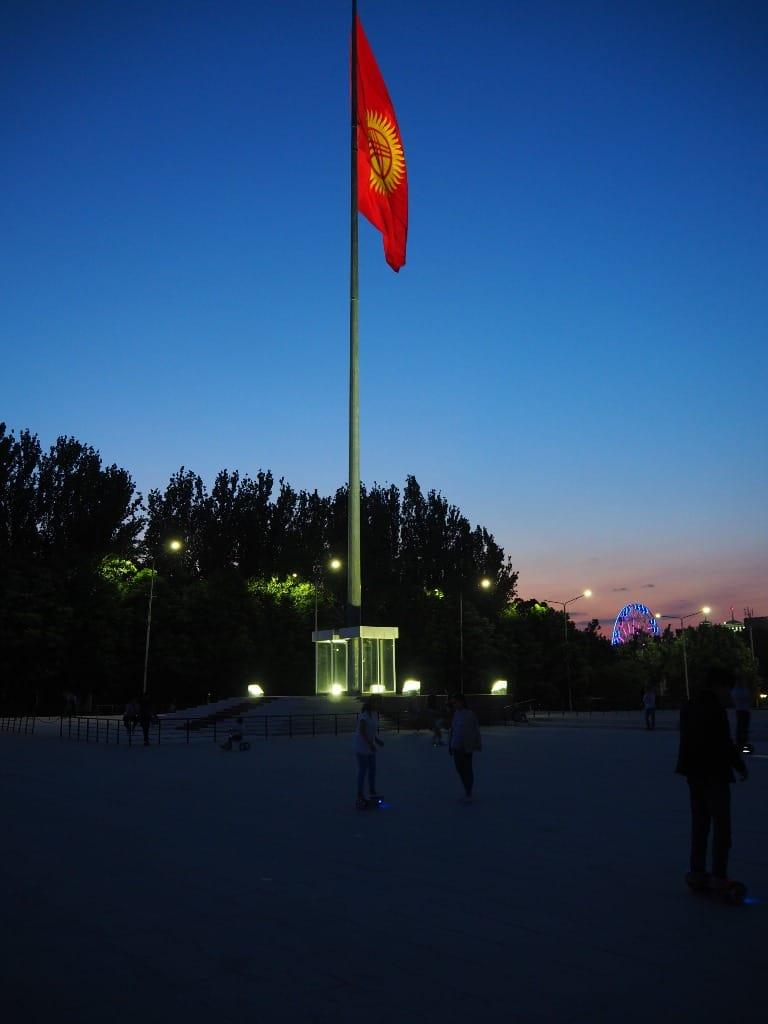 Ala Too Square Best Things To Do In Bishkek