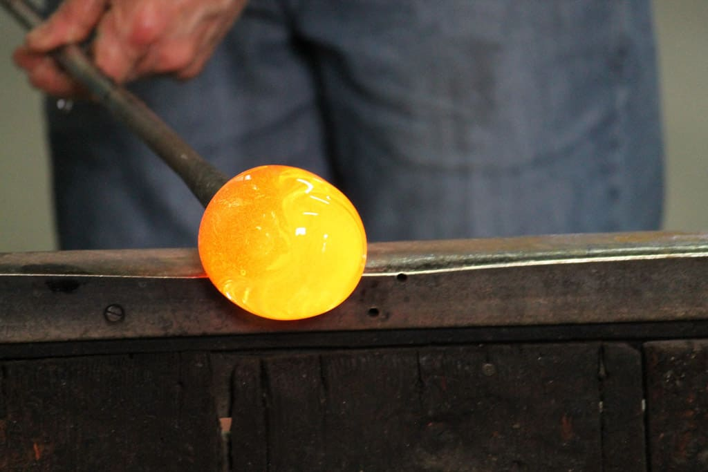 Making Glass