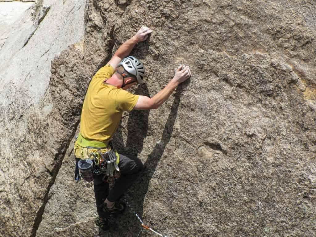 Albany Is A Rock Climber's Paradise!