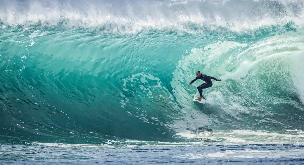 Surfing The Margaret River Region Beaches