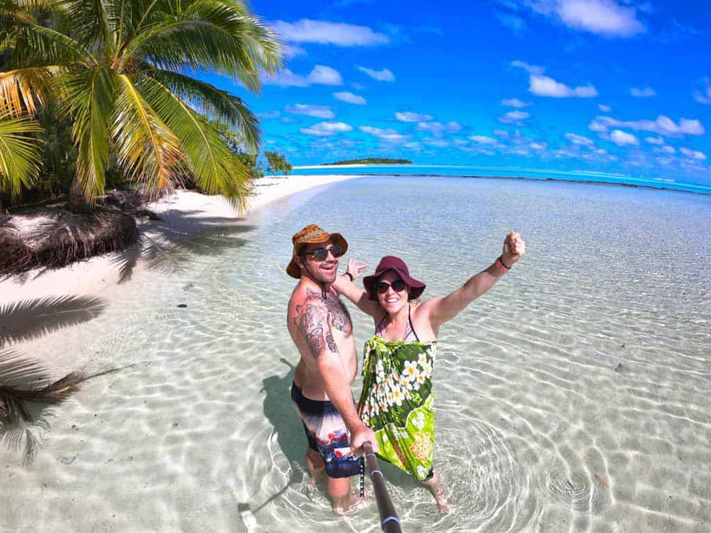 Us In Aitutaki