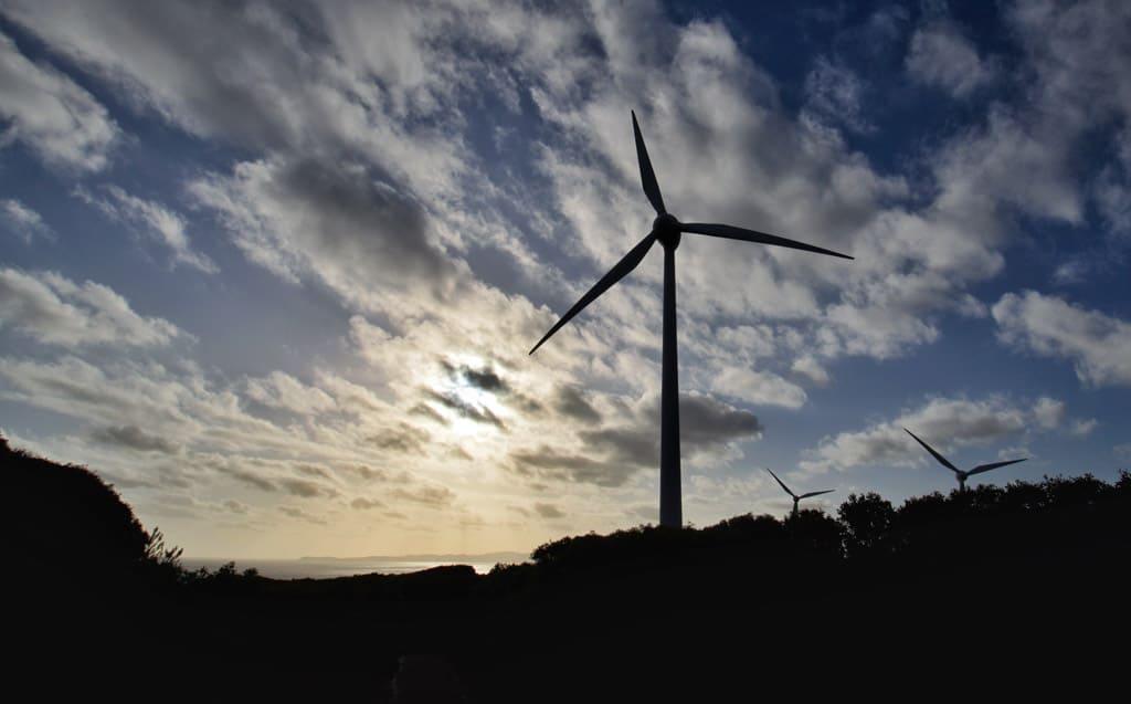 Wind Farm Albany Western Australia