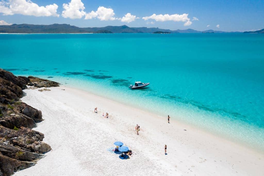 Beach Cricket Whitsundays