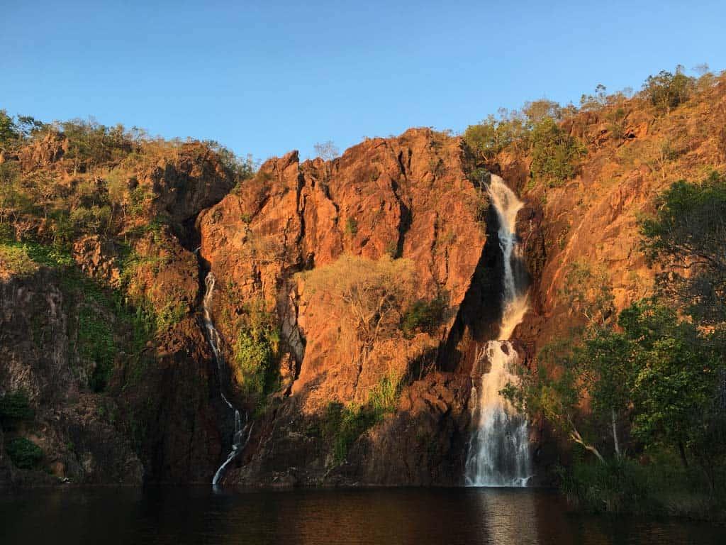 Wangi Falls Nt