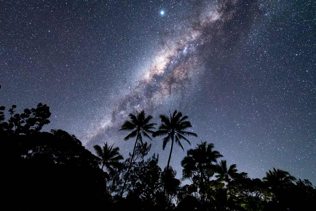 Astrophotography Settings Milky Way