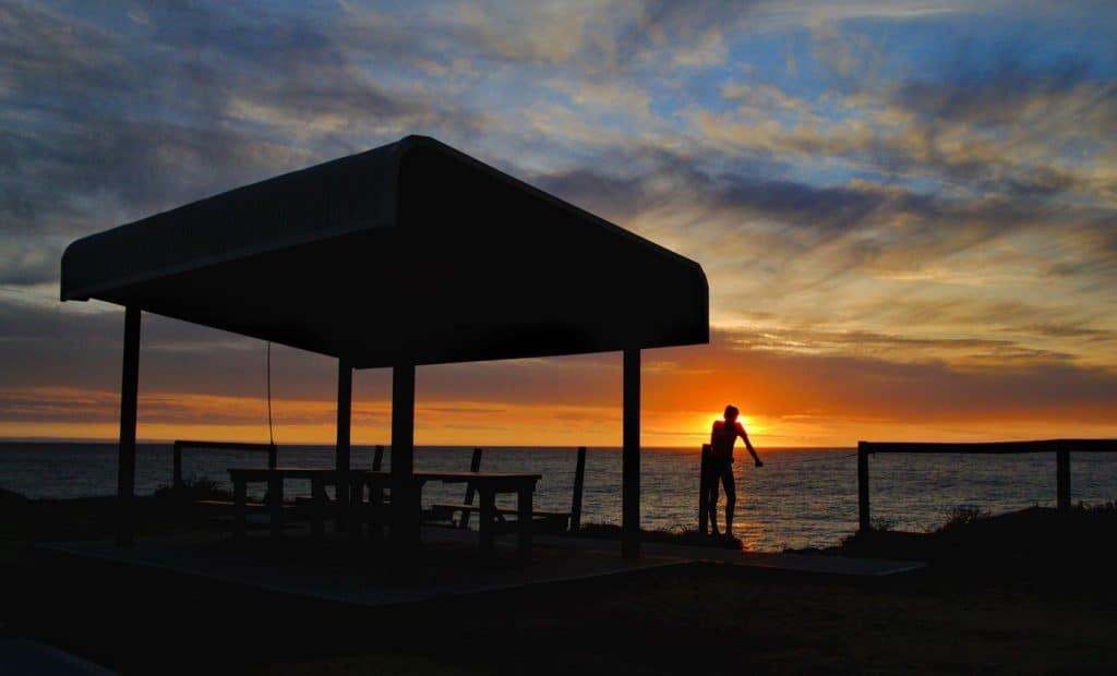 Sunset Geographe Bay