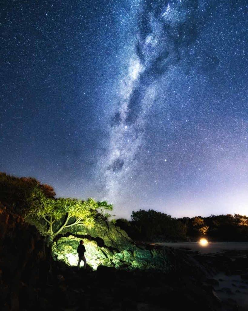 Shoto Raw Matt Milky Way