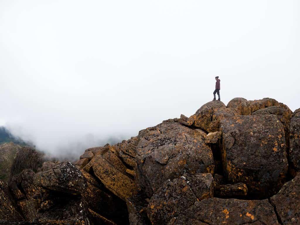 Mount Ossa Views
