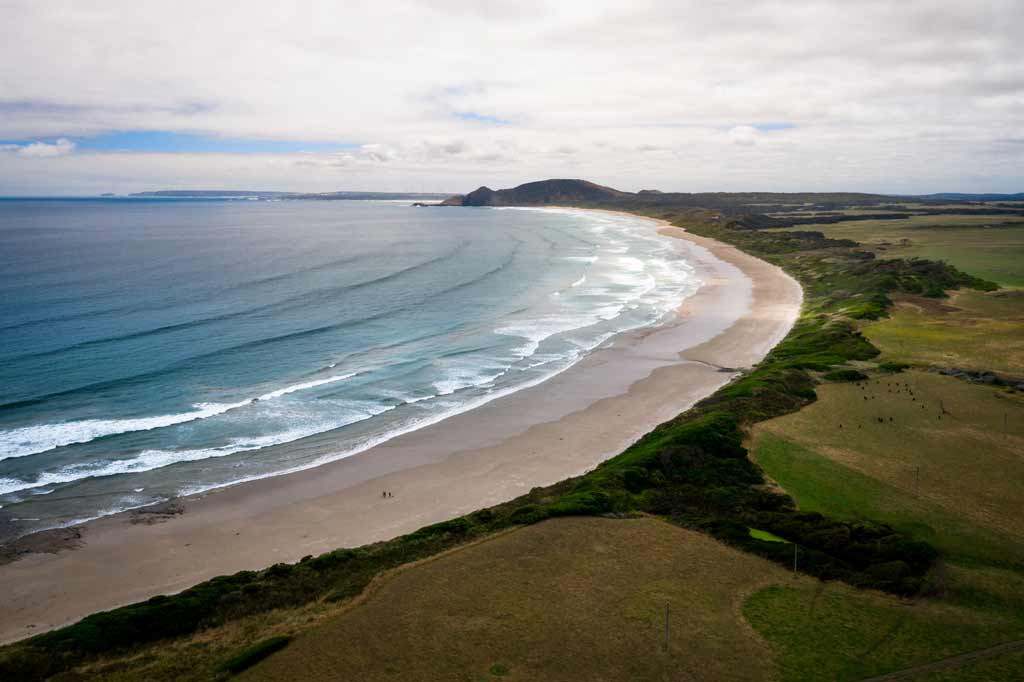 Green Point Beach Marrawah