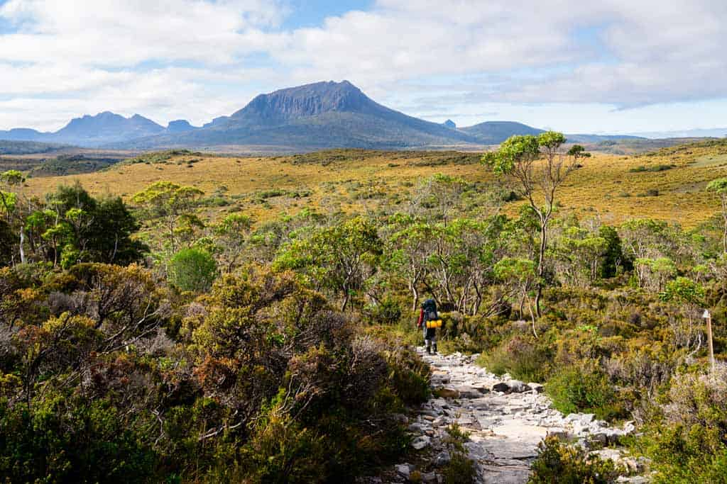 Overland Track Tasmania Hike
