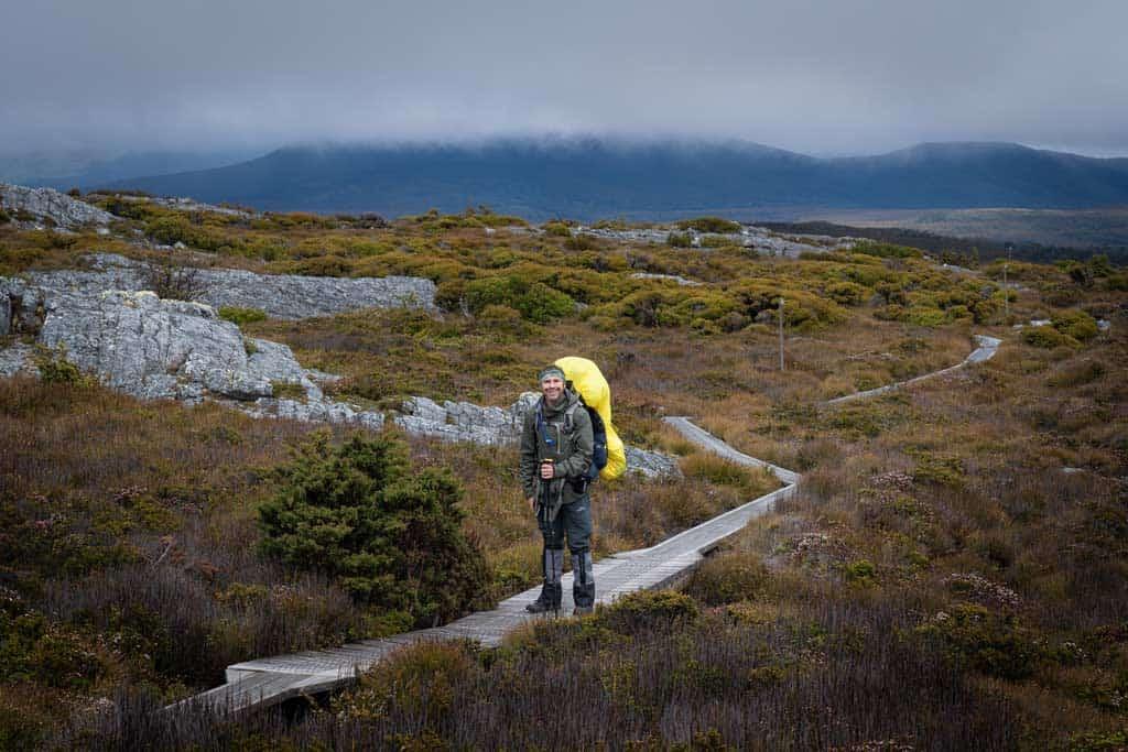 Walking To Windermere Hut