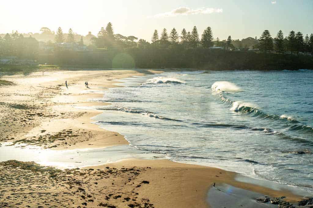 Kendalls Beach Sunset