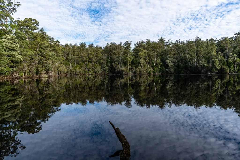 Lake Chisolm Tasmania