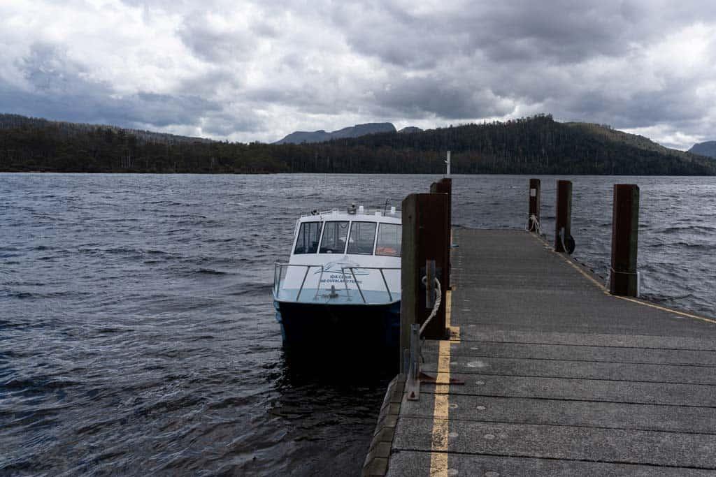 Lake St Clair Ferry