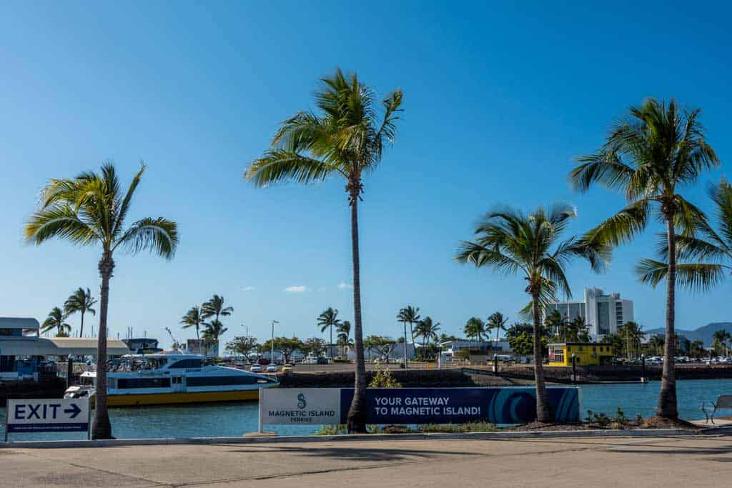 Townsville Magnetic Island Ferry Terminal